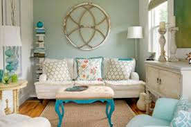 How To Achieve Shabby Chic Décor - Shabby chic beach house interior design