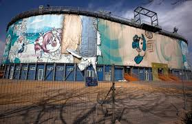 Rio Olympic Venues Now Abandoned Olympic Venues Around The Globe Photos Abc News
