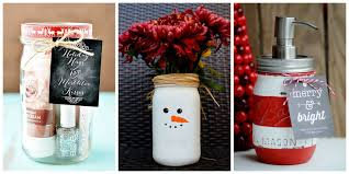 Christmas Gift For Wife 2016 by 25 Diy Mason Jar Gift Ideas Homemade Christmas Gifts In Mason Jars