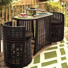 Small Outdoor Patio Furniture Home Design Outdoor Furniture For Small Patio Apartment