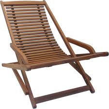 Outdoor Reclining Chairs New Timber Outdoor Sun Lounge Reclining Pool Deck Chair Wooden