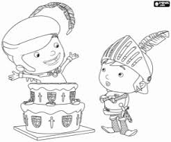mike knight coloring pages printable games