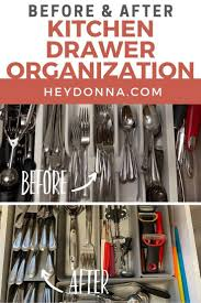 how to organize kitchen utensil drawer organized kitchen drawers solution for a small kitchen hey