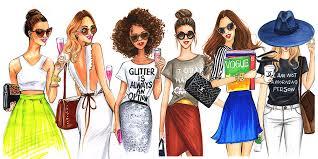 fashion and beauty illustrator rongrong devoe freelance fashion
