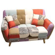divanetto cucina divano a 2 posti patchwork