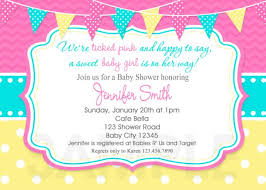 baby shower invitations tickled pink invite printable pink
