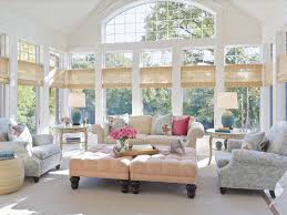 Cathedral Ceiling Living Room Ideas by Decor U0026 Tips Traditional Living Room With Sunroom Vaulted Ceiling