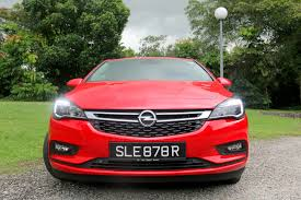 Opel Astra Innovation 5 Door Hatchback 2016 Car Review Onlywilliam