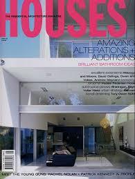 houses magazine media tony owen partners architects interiors planners