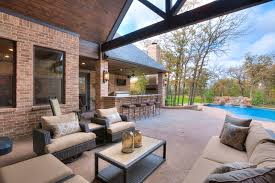 Outdoor Living Areas Images by Outdoor Living Ideas Perfect For Game Day New Home Builder Blog