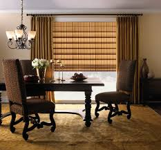 dining room blinds dining room blinds glamorous design wood blinds dining room