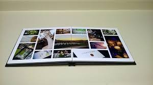 photo album online a wedding album marina flush mount wedding album