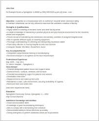Example Housekeeping Resume by Housekeeper Resume Hospital Housekeeper Resume Sample Housekeeper