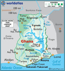 togo location on world map map geography of map of worldatlas