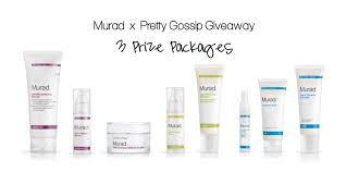 Murad Resurgence Skin Care Giveaway Part 3 Murad Pretty Gossip