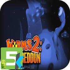 worms 2 armageddon apk worms 2 armageddon v1 4 0 apk updated version free 5kapks get