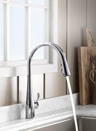 kohler simplice kitchen faucet pull faucets kitchen kohler bellera kohler simplice pull