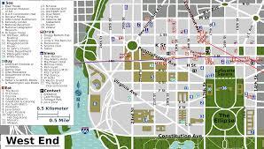 George Washington University Map by Vygogo Arlington Wa Crime Report