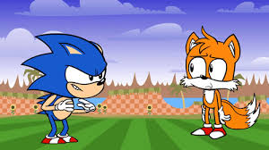 Sonic Gotta Go Fast Meme - gif sonic gotta go fast sonic the hedgehog tails miles tails