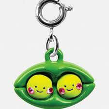 peas in a pod charm best 3 peas in a pod products on wanelo