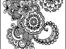 coloring pages color pictures to print free flower coloring