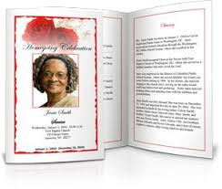 Elegant Funeral Programs 24 Best Funeral Programs Images On Pinterest Funeral Program