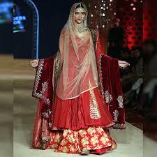 Different Ways Of Draping Dupatta On Lehenga How To Wear Double Dupattas With Stylish Bridal Lehengas Fashion