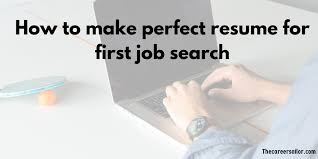 Resume For Job by Tips For Job Search Archives The Career Sailor