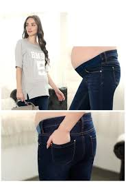 Trendy Plus Size Maternity Clothes Jeans For Pregnant Women 2015 Summer Style Pregnancy Pants Denim