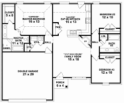 3 bedroom 3 bath floor plans 4 bedroom 2 bath house plans awesome 8 30 wide house plans in map