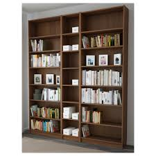 Narrow Billy Bookcase Billy Bookcase Black Brown Ikea