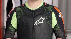 alpinestars bionic pro jacket review at revzilla com youtube