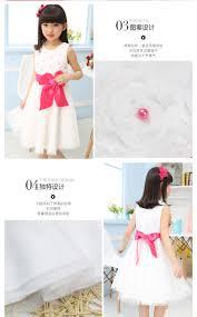 kids cotton dresses for girls baby party wear dresses children u0027s