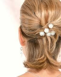 Einfache Hochsteckfrisurenen Kurze Haare Selber Machen by Brautfrisuren Für Kurze Haare Hochzeit Planen Mit Weddingstyle