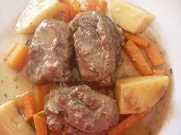 cuisiner joue de porc recette de joues de porc au cidre la recette facile