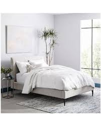 check out these bargains on west elm andes deco upholstered bed