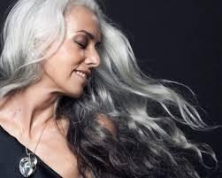 salt and pepper hair styles for women beautiful long gray hair styles zestnow