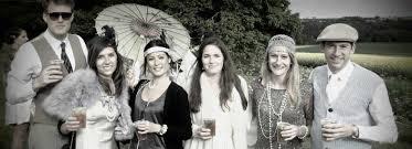 Summer Garden Party Dress Code - winterwell festival presents an eccentric english garden party