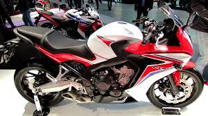 model honda cbr 2014 honda cbr650f walkaround 2013 eicma milan motorcycle