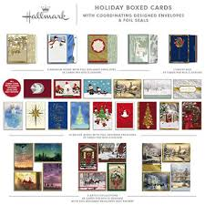 hallmark boxed cards with envelopes assorted styles