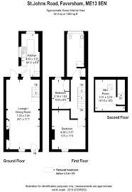 Amityville House Floor Plan by Uk Terraced House Floor Plans Escortsea
