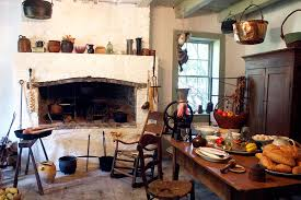 Colonial Kitchen Design What