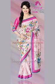 bangladeshi jamdani saree online exclusive pink party jamdani saree from arnim fashion bangladeshi