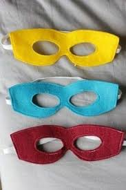 simple super hero masks printable template super hero masks