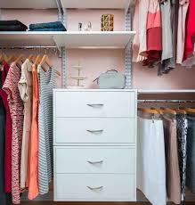 preparing your space for a closet organization system organized