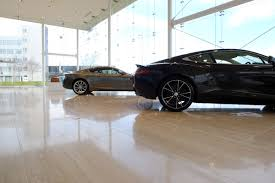 aston martin showroom project showroom aston martin newcastle mapei