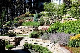 Backyard Slope Landscaping Ideas Cheap Landscaping Ideas For Your Front Yard And Backyard