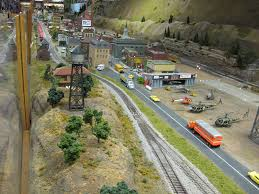 medina railroad museum ho scale model layout 88 flickr