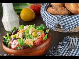 What Type Of Dressing Does Olive Garden Use - olive garden salad dressing copykat com youtube