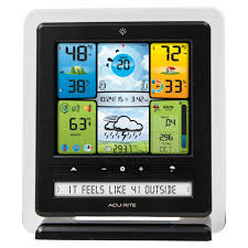 acurite 02064m pro color weather station with pc connect rain